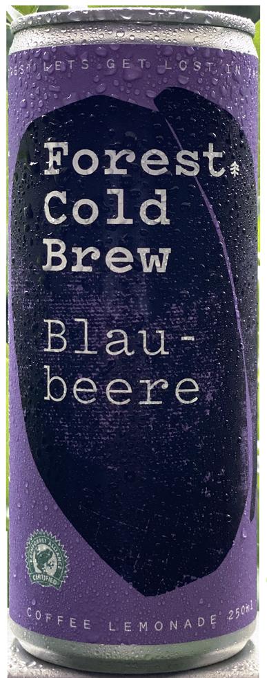 Forest Lemonade Blaubeeree