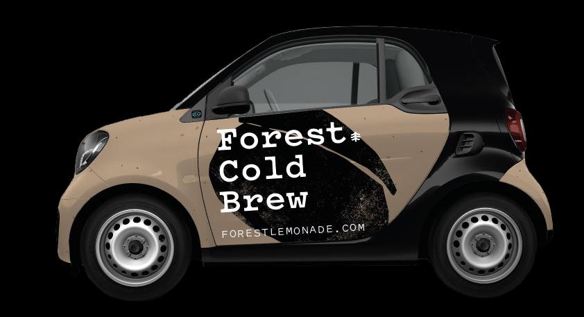 Samrt Car Forest Lemonade